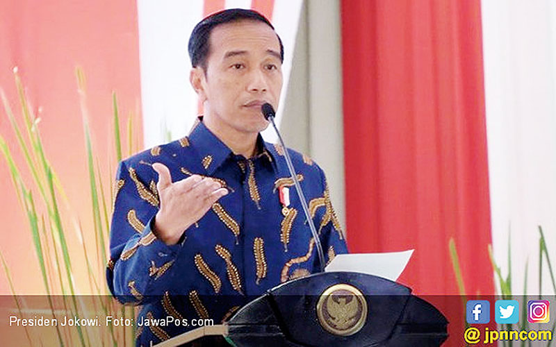 Jokowi Sentil Kinerja Menteri Ekonomi