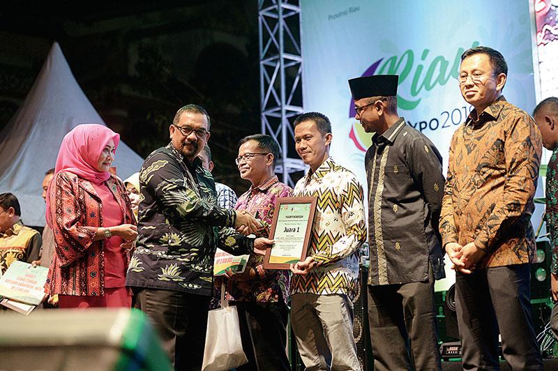 Resmi Ditutup, Riau Expo 2019 Sukses Digelar