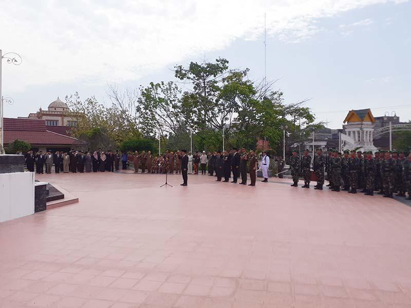 Wali Kota Dumai: Selamat dan Terima Kasih Polisi