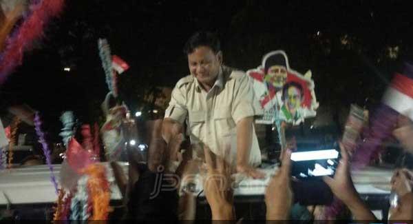 Gerindra Jangan Takut Ditinggal Pendukung Jika Gabung ke Barisan Jokowi