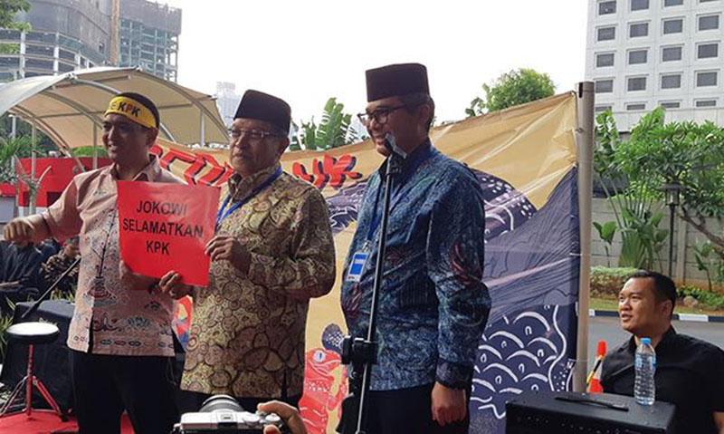 PBNU Minta Jokowi Pilih Calon Pimpinan KPK yang Berintegritas