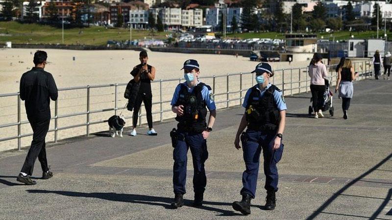Lockdown Picu Amarah Penduduk Australia