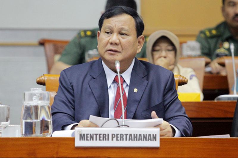 Prabowo Berpeluang Maju di Pilpres 2024