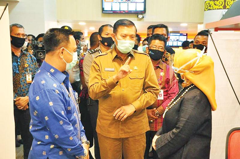 Layanan MPP dan Disdukcapil Dipuji