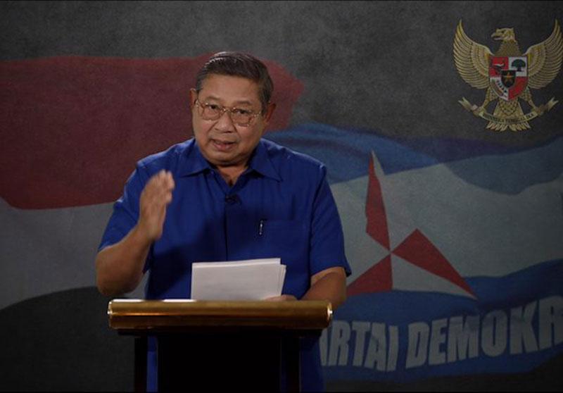 Tak Dapat Jatah Menteri, SBY Komit Dukung Pemerintahan Jokowi