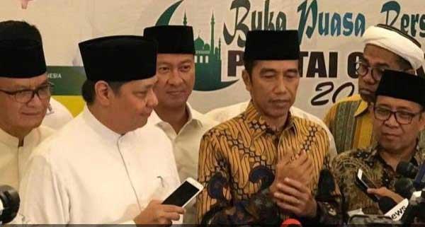 Calon Menteri dari Golkar Sudah di Kantong Airlangga Hartanto