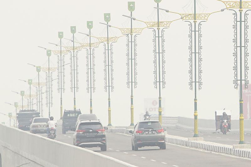 Jarang Pandang 100 Meter, BMKG Sebut Adanya Fog