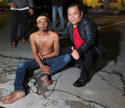 Tahanan Jaksa yang Kabur Ditangkap