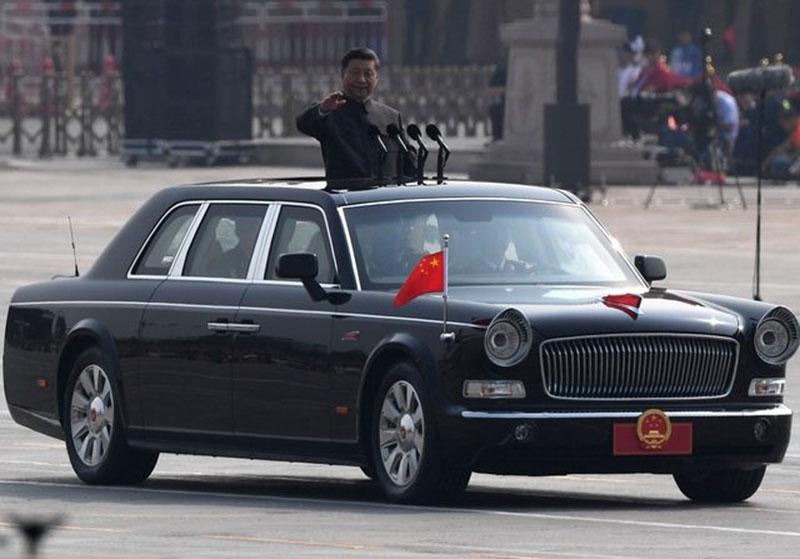 Xi Jinping: Tak Ada Kekuatan yang Bisa Hentikan Tiongkok