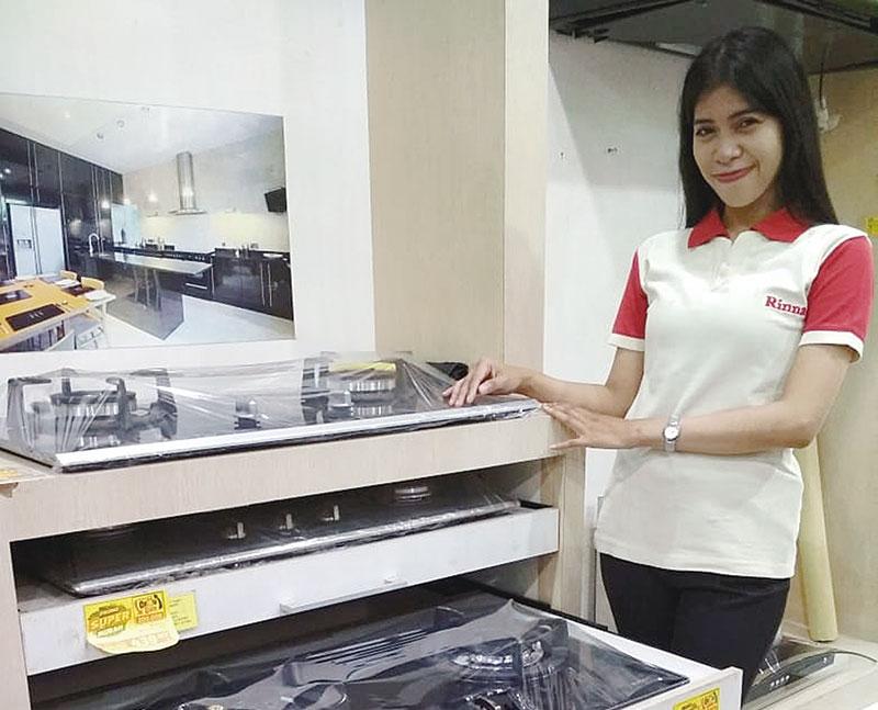 Kompor Tanam Rinnai Berikan Promo Harga dan Cashback
