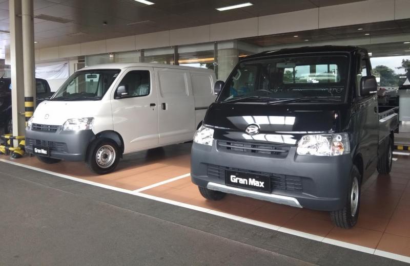 Daihatsu Targetkan Recall Gran Max dan Luxio Selesai 2023