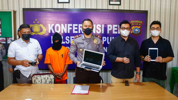 Pelaku Pencurian di Resto Peterseli Diringkus Polisi