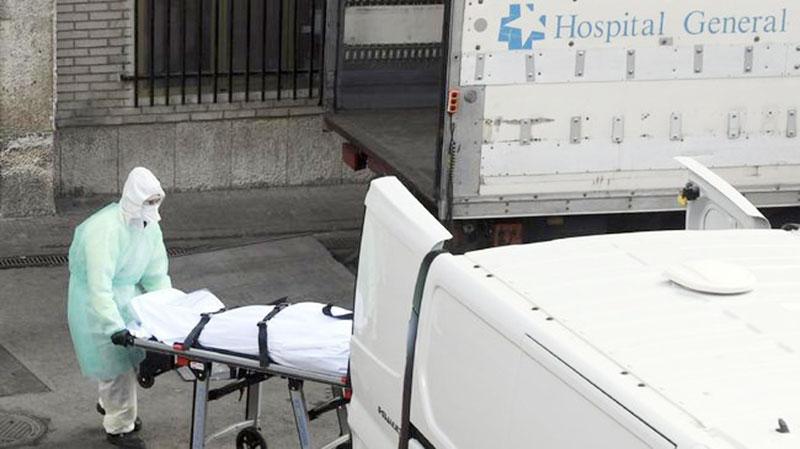 Jumlah Kematian Corona di Inggris Lewati 1000 Orang