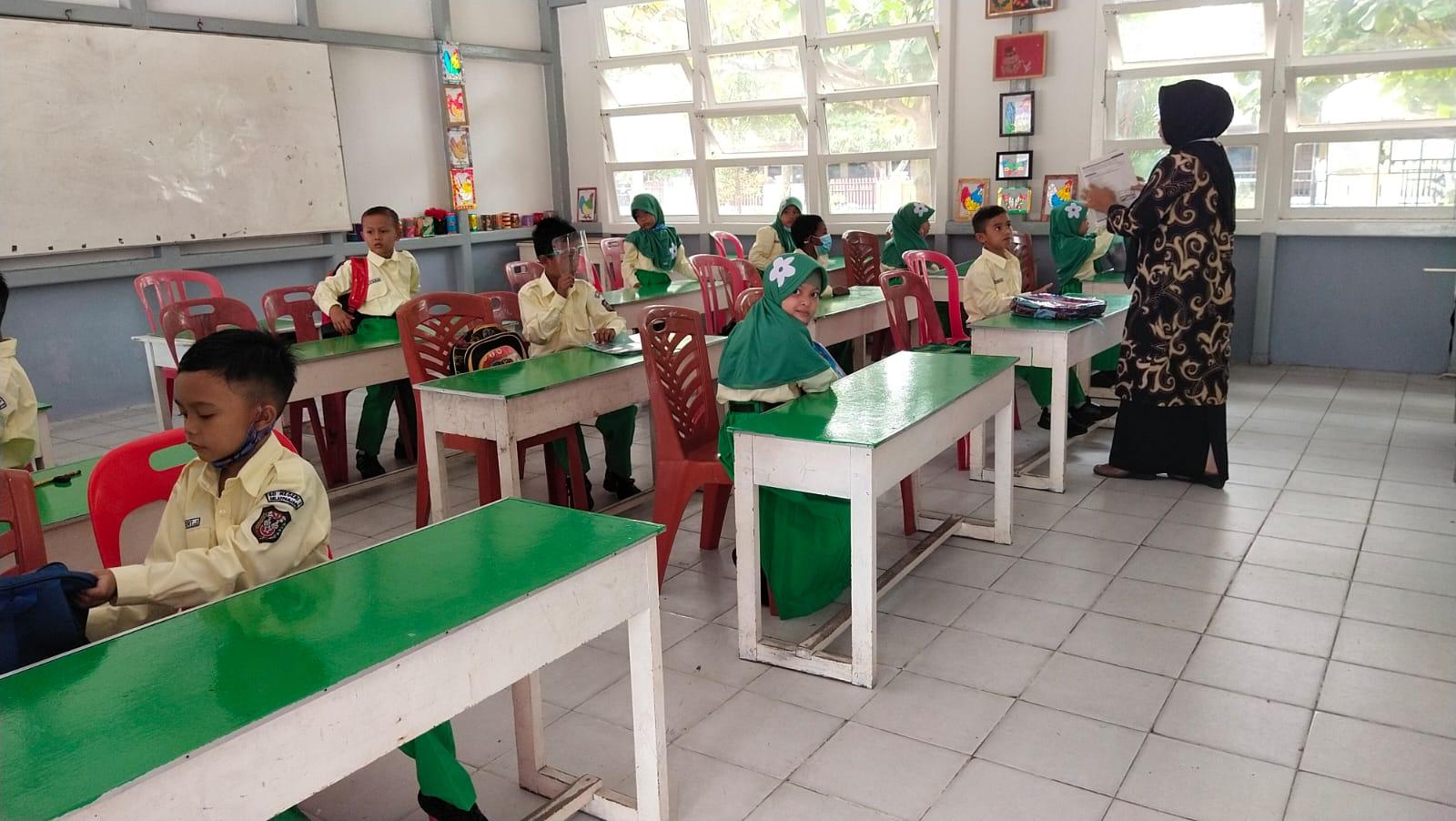 gesa diklat cakep isi kekosongan puluhan kepala sekolah di meranti