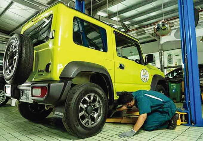 Suzuki Recall Jimny