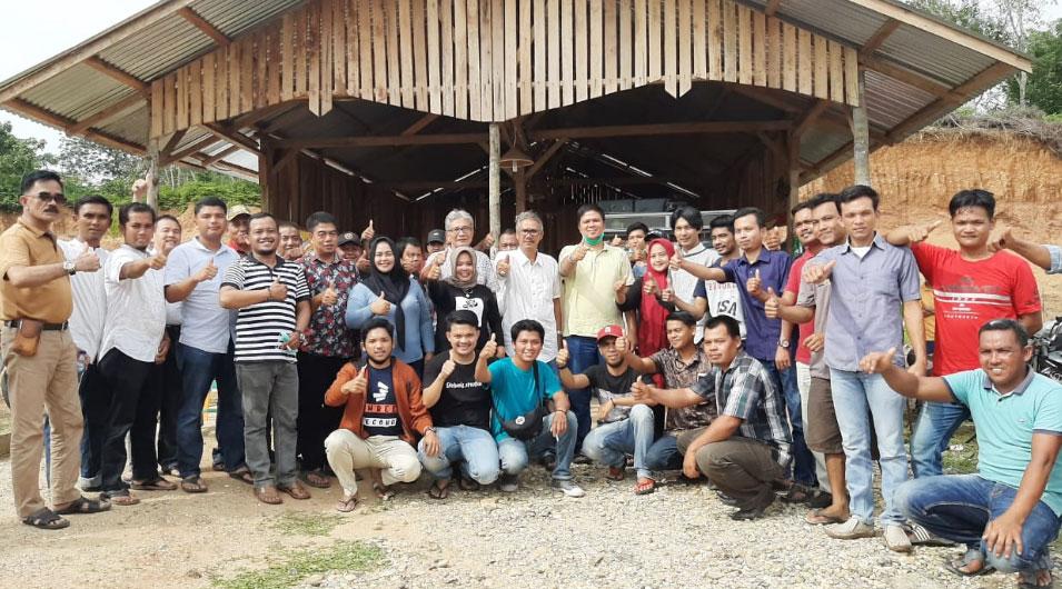 Susah Cari Kerja, Ketua DPRD Kuansing Tampung Keluhan Pemuda Kuantan Mudik