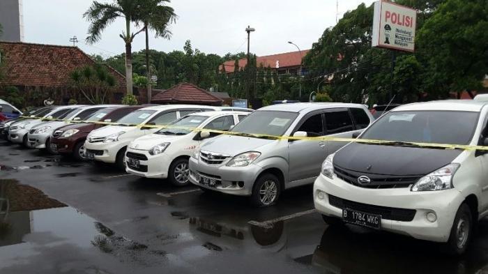 Oknum Perwira Polisi Diduga Gelapkan 71 Mobil Ditangkap di Pangkalankerinci