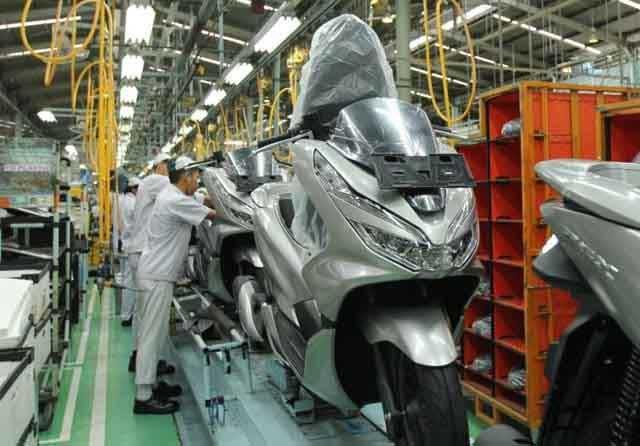Honda PCX Buatan Indonesia Dijual di Diler Brazil