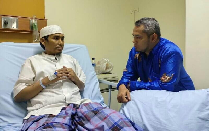 Politisi PKS M Fadri AR Wafat