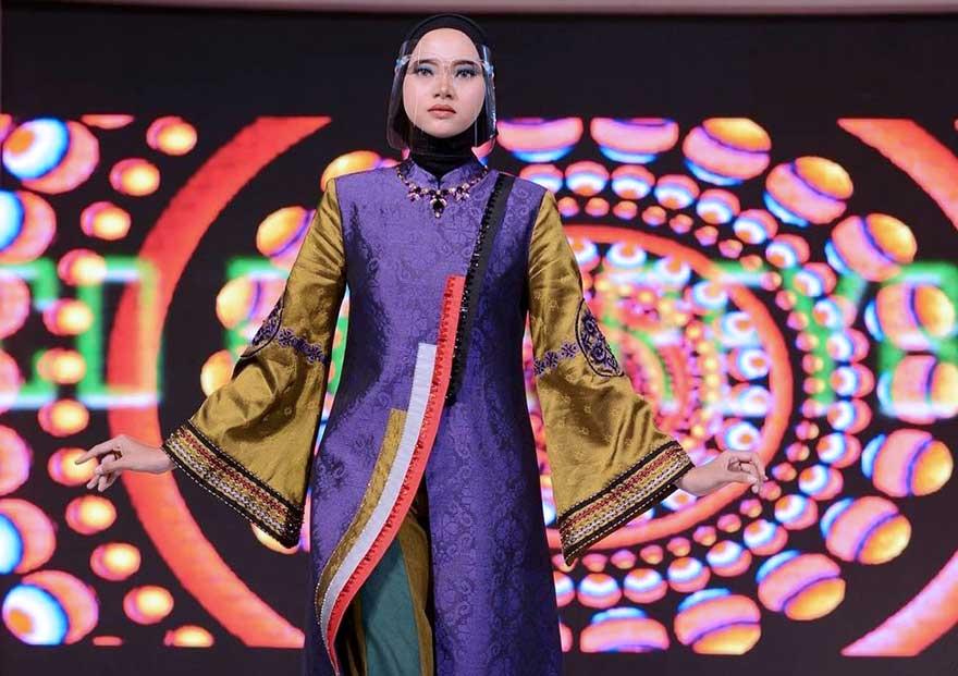 Nurwinda Berkarir di Dunia Modeling dan Presenter