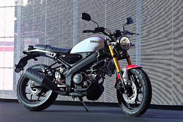 Yamaha XSR 155 Sabet Penghargaan Best Sport Heritage