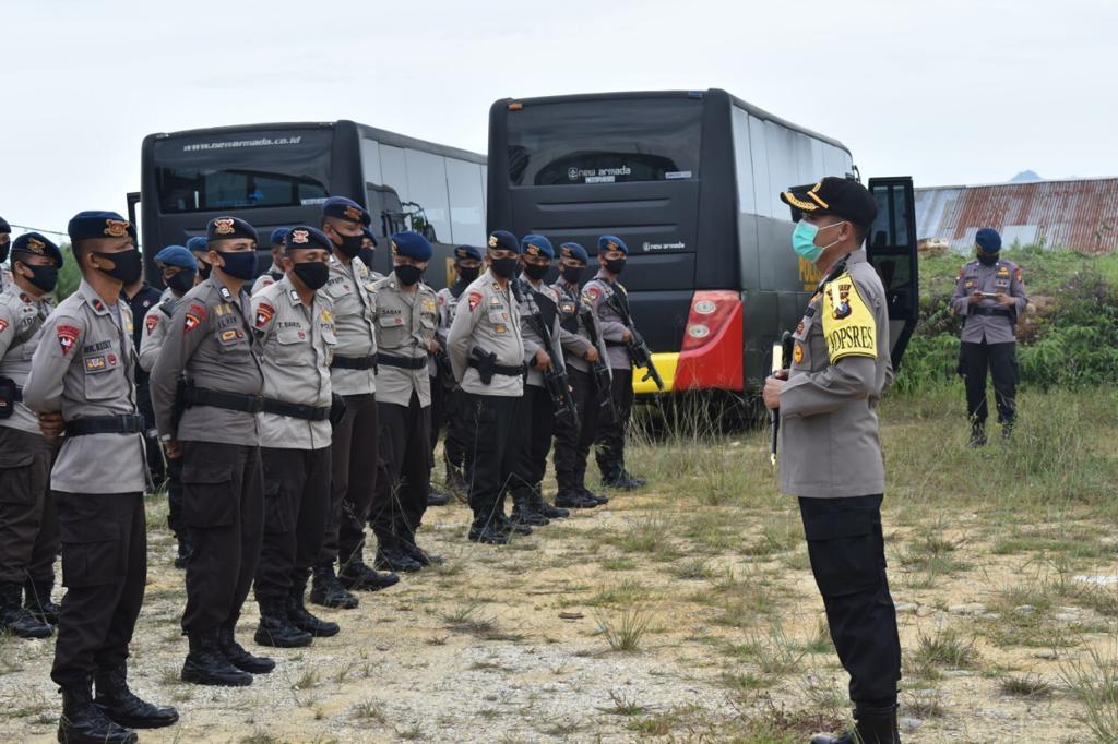 Sudah 1.500 Kendaraan Dipaksa Putar Balik, Perbatasan Riau-Sumbar Tambah Personel