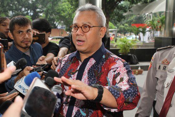 Arief Budiman Diberhentikan dari Ketua KPU