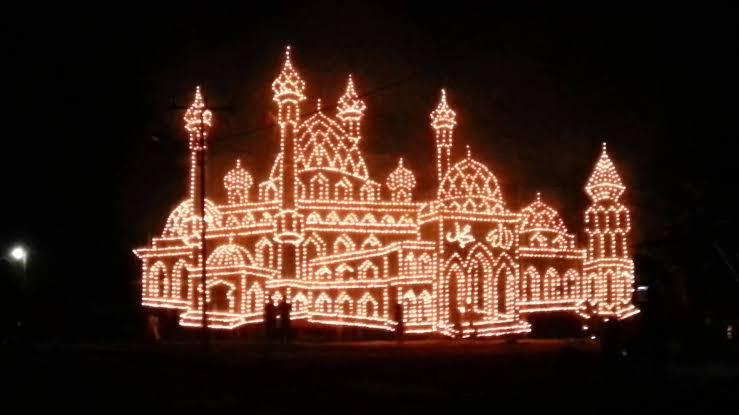 Malam 27 Ramadan Tanpa Festival Lampu Colok di Bengkalis