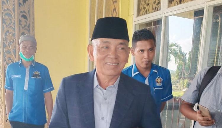 Adi Sukemi-HM Rais Resmi Diusung Golkar untuk Pilkada Pelalawan 2020