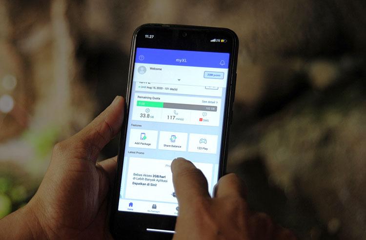 XL Axiata Perpanjang Lagi Gratis Data 2 GB per Hari