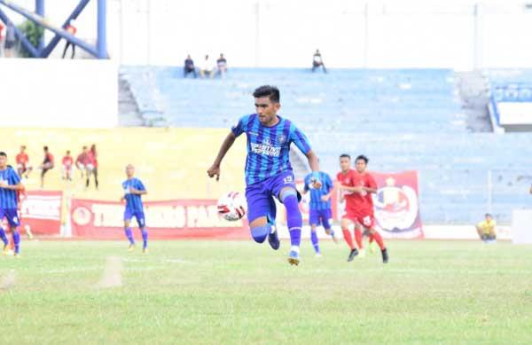 Fani Aulia Pertajam Lini Serang PSPS