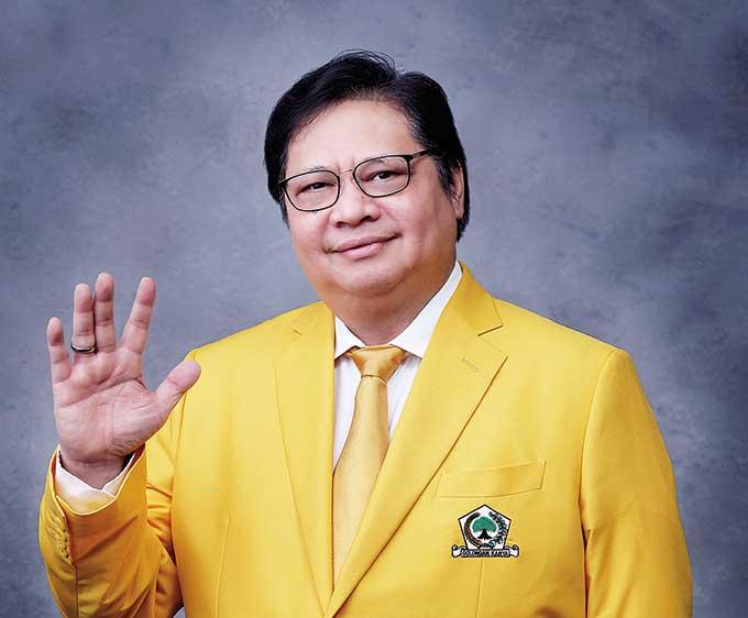 Soliditas Partai Dukung Airlangga Capres 2024