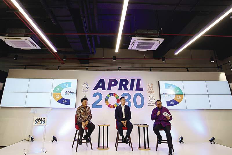 APRIL 2030: Transformasi dan Komitmen Berkelanjutan