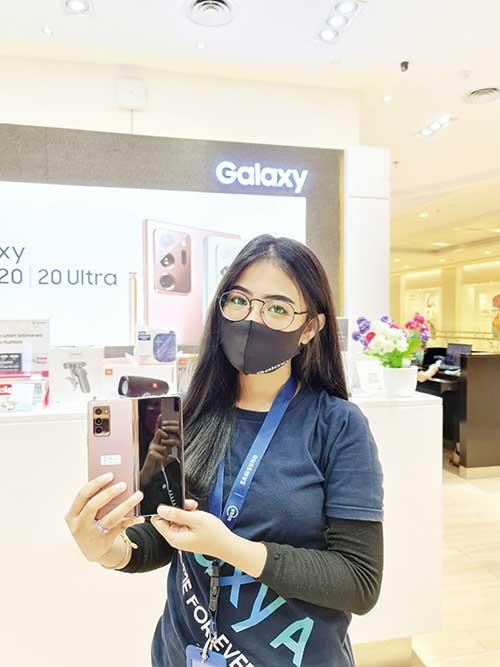 Galaxy Z Fold 2 dan Galaxy Z Flip Cash Back hingga Rp4 Juta
