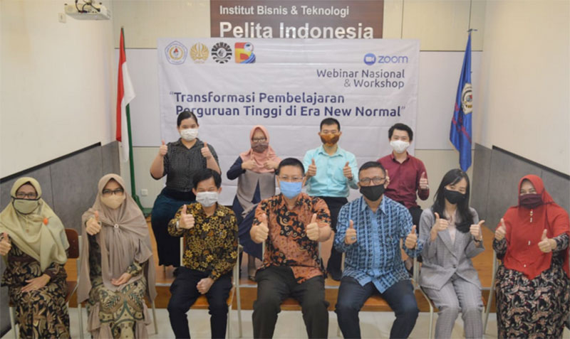 Komitmen Institut Bisnis dan Teknologi Pelita Indonesia untuk Turut Serta Memajukan Pendidikan Indonesia