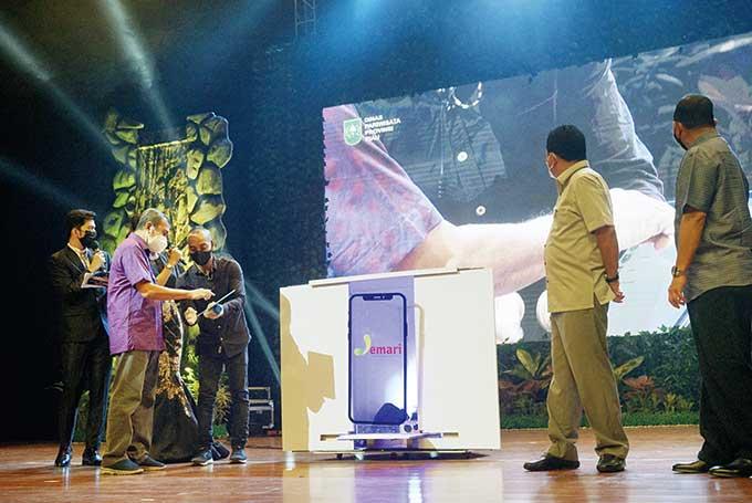Agenda Pariwisata Riau 2021 Diluncurkan