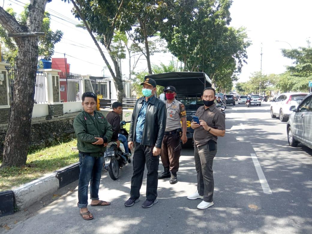 Begini Kronologis Penyerangan terhadap Kantor PWI Riau