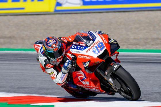 Jorge Martin Songsong Kemenangan Pertama di MotoGP