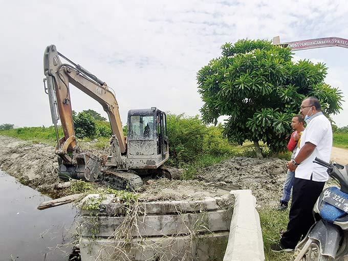 Intensif Normalisasi, Dampak Banjir Efektif Berkurang
