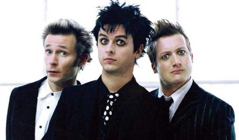 Green Day Batalkan Tur Asia Akibat Virus Corona