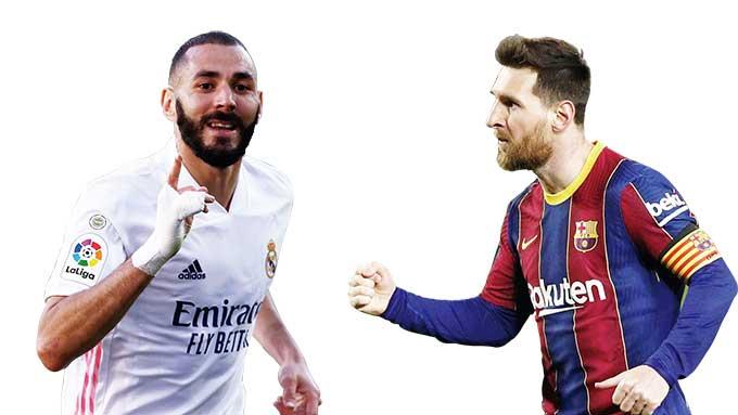 Real Madrid v FC Barcelona: Mencari Pengganjal Laju Atletico