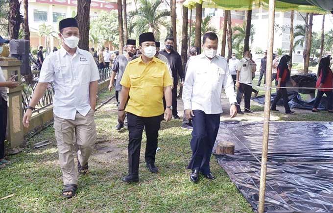 DPRD Riau Berkurban 20 Ekor Sapi
