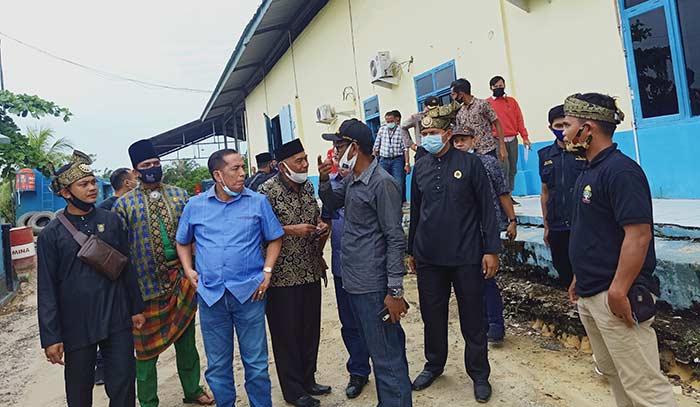 DPRD Riau Sayangkan Penyekapan Karyawan PT IDB