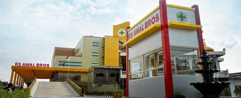RS Awal Bros Group Tajamkan Kompetensi Karyawan