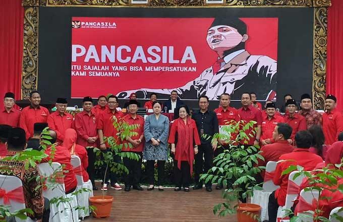 Presiden Jokowi Dijadwalkan Buka HUT PDI Perjuangan