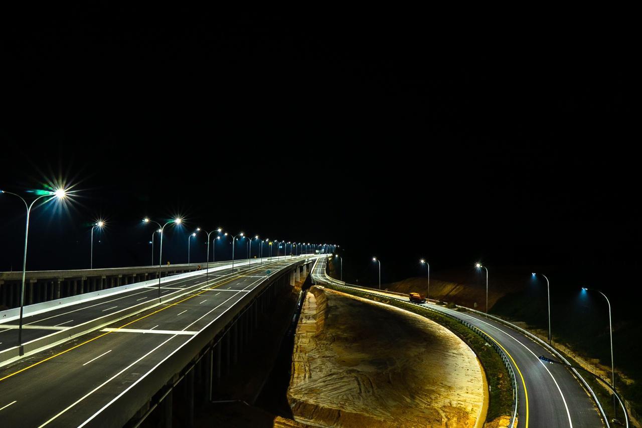 Dibuka 24 Jam, Sementara 2.754 Kendaraan Melintasi Tol Permai