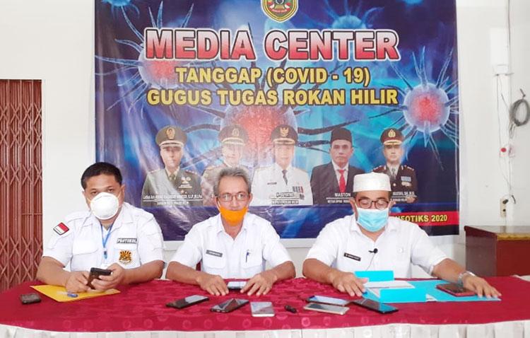 Bansos di Kecamatan Bangko Disalurkan Kamis