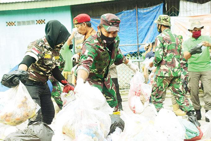 Polda Telusuri Dugaan Kelalaian Pengangkutan Sampah di Pekanbaru