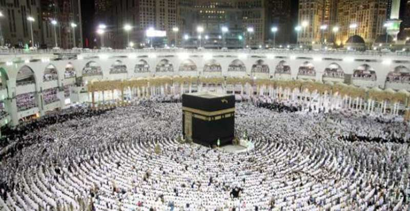 Masjidil Haram dan Masjid Nabawi Disterilkan dari Virus Corona
