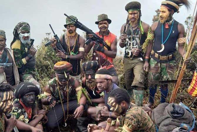 Pemerintah Diminta Tetapkan OPM sebagai Organisasi Teroris
